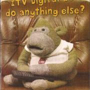 ITV Digital interactive services