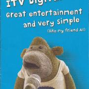 ITV Digital 2002 (last ever) leaflet