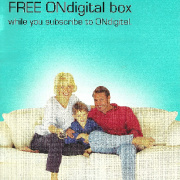ONdigital leaflet Spring 2000