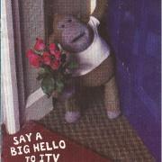 ITV Digital spring 2001 pre-paid leaflet
