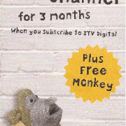 ITV Digital Dixons free monkey 4