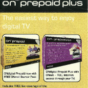 ONdigital Prepaid autumn 2000