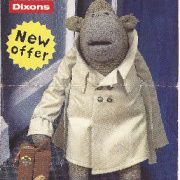 ITV Digital Dixons free monkey 2