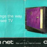 ONnet leaflet spring 2000