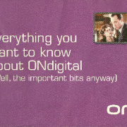 Everything you want to know about ONdigital