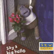 ITV Digital spring 2001 pay monthly leaflet